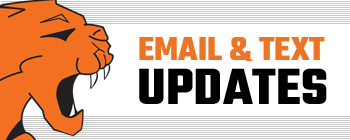 Email Updates
